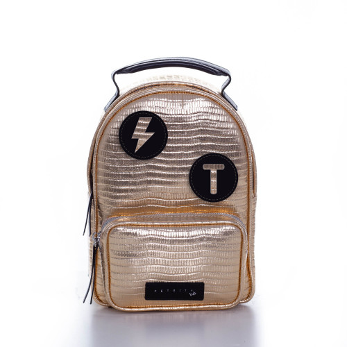 BACKPACK (Gold Snake)